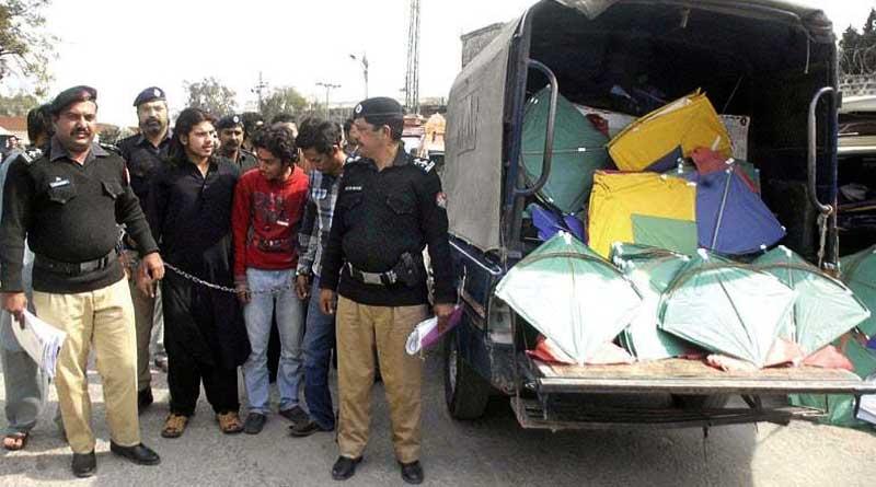 Pakistan bans Basant Festival for 'harmful' kites