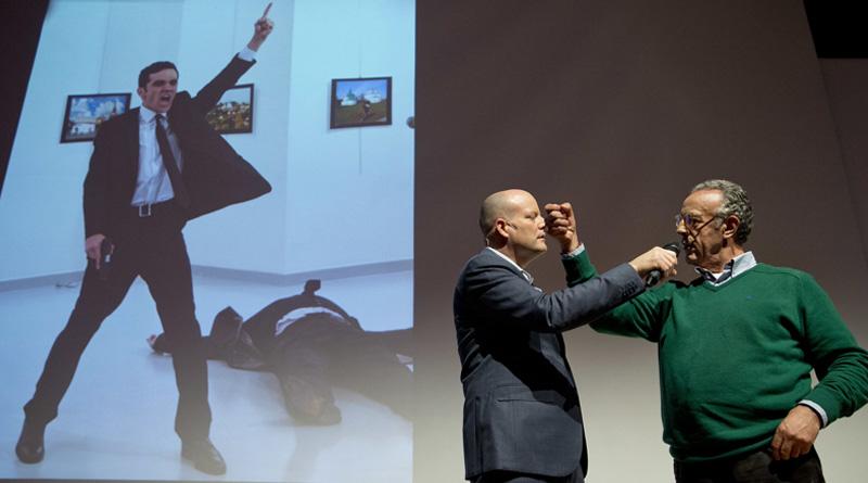 Image of Turkish assassin bags 2017 World Press Photo award