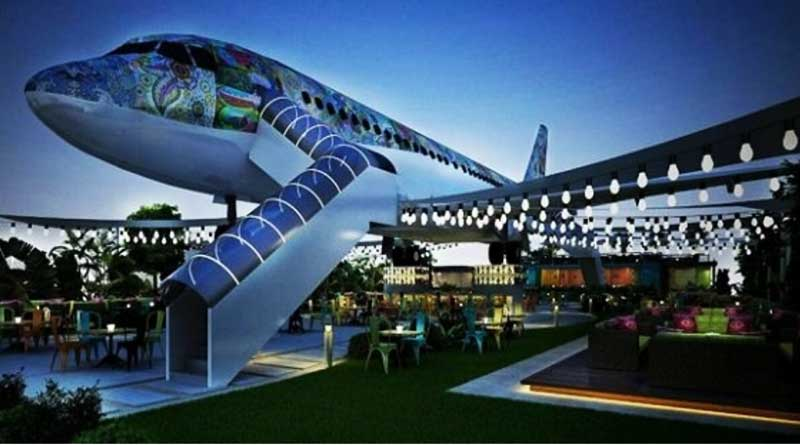 India's First Uber Cool Plane Restaurant In Ludhiana amazes people