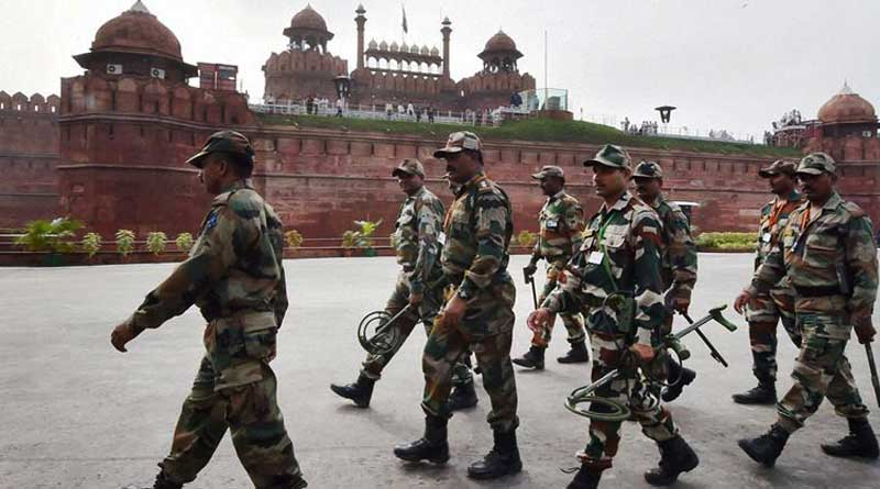 Grenade found at Red Fort in Delhi