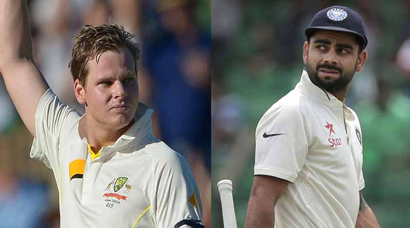 Not worried about Smith's 'mind games', says Kohli