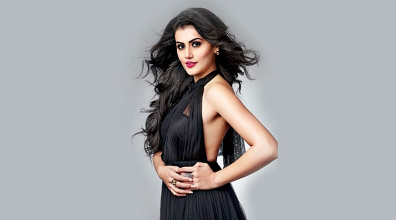 Bollywood actress Taapsee Pannu narrates how she fought a pervert