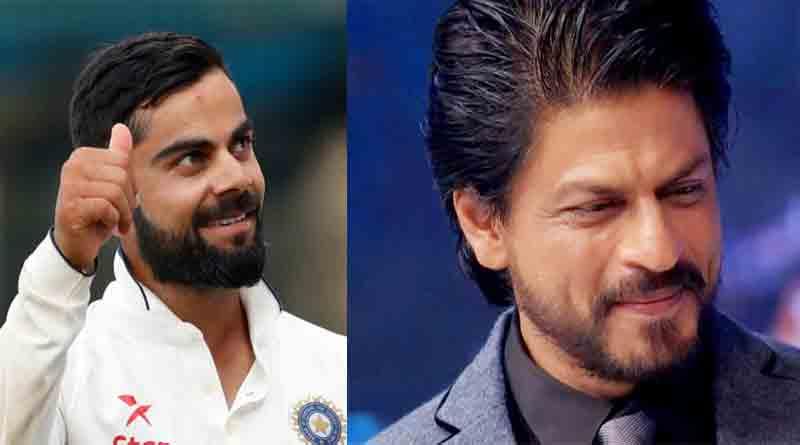 Virat Kohli's brand value is next only to Shah Rukh Khan