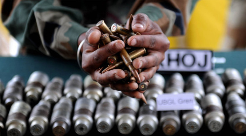 Urgent arms deals of Rs 20,000 crore signed to keep forces ready