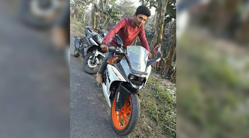 teenager without helmet dead in bike accident