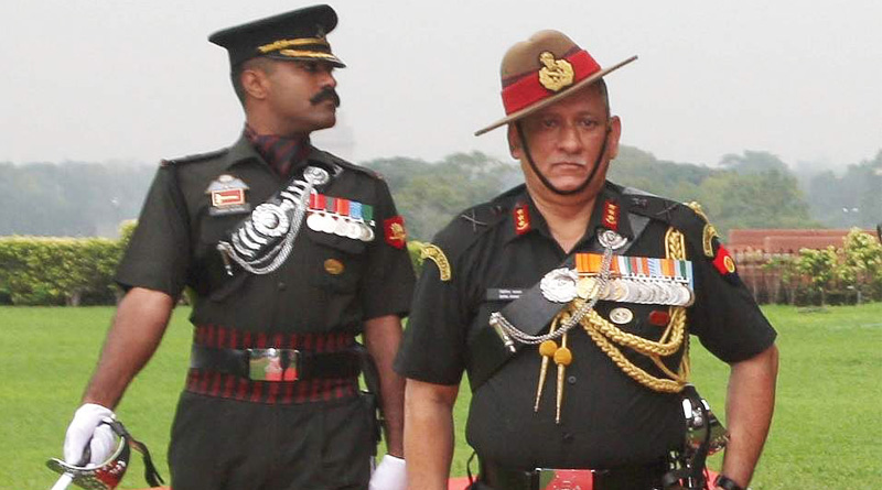 People obstructing anti terror ops will be held as terror sympathizer : COAS