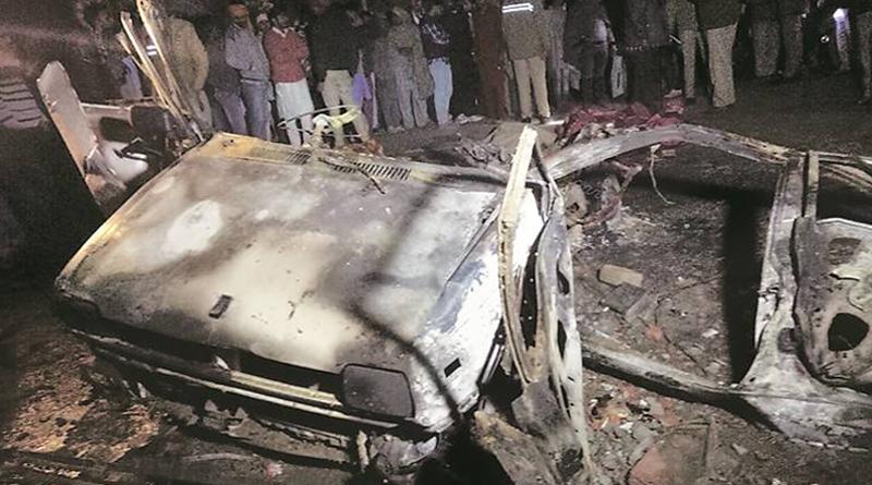 blast in bathinda killed six person