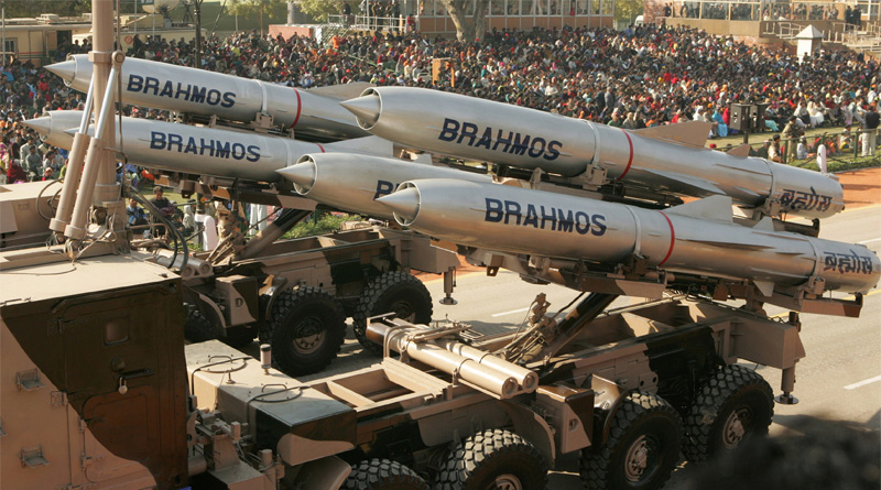 A view from the BrahMos, India's fastest conventional missile's factory