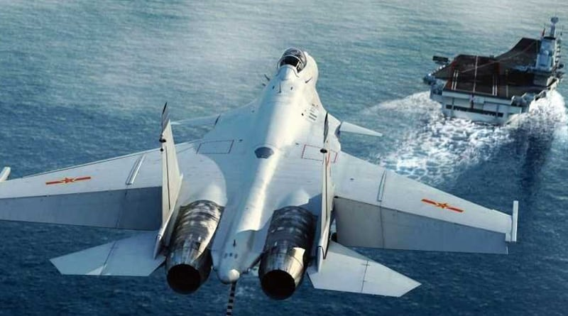 China to deploy another aircraft carrier in South China Sea