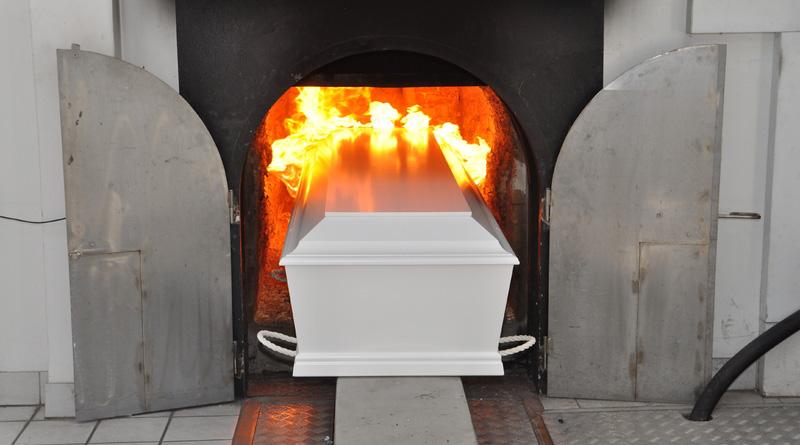 'Dead Child' reagins Life on way to crematorium