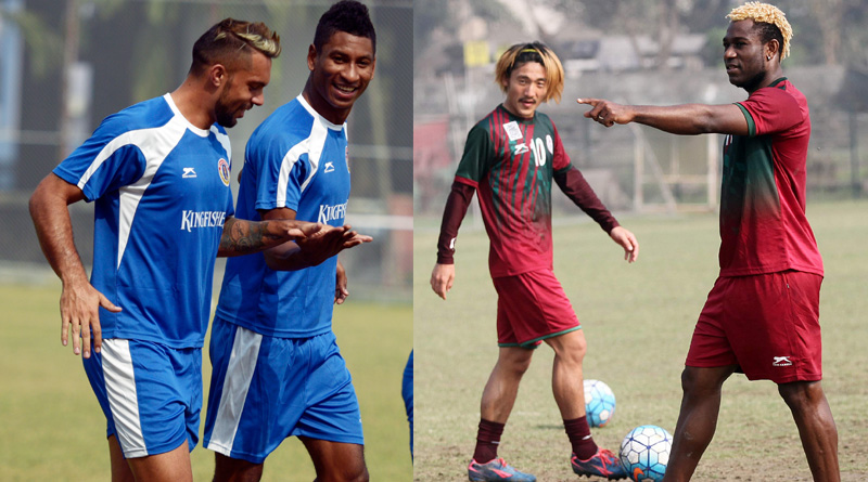 Clash of Titans: Mohunbagan, East Bengal Fly to Siliguri