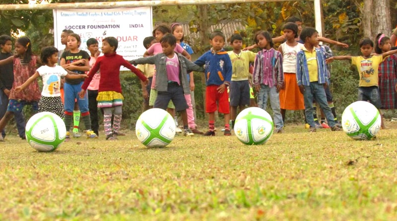 Little footballers are dreaming to go to Norway