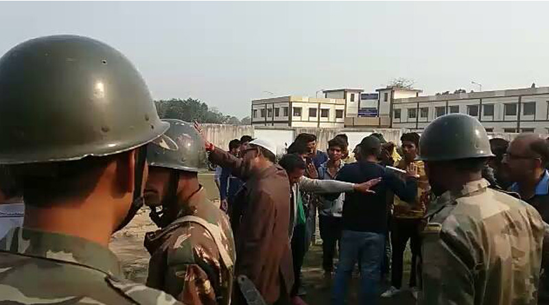 Massive Chaos in Islampur College due to student clash