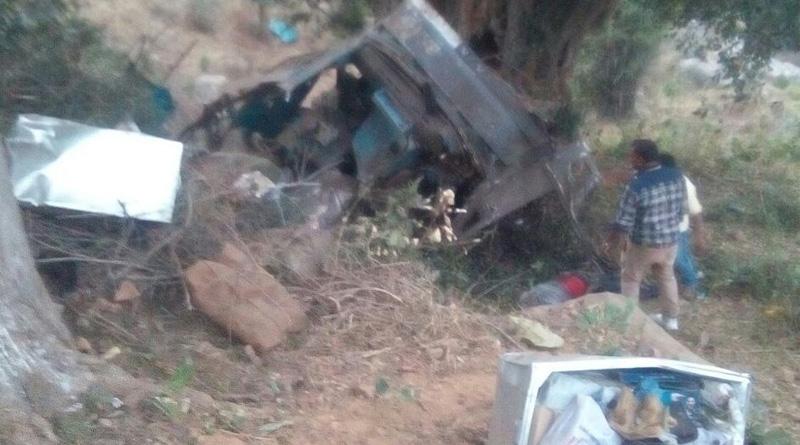 5 Police personnel dead & almost 20 injured in a landmine blast near Koraput