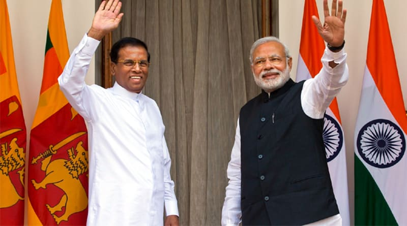 India hampering china's interest in Srilanka, reports Chinese media