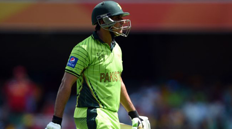 PCB suspends batsman Nasir Jamshed on spot-fixing allegation