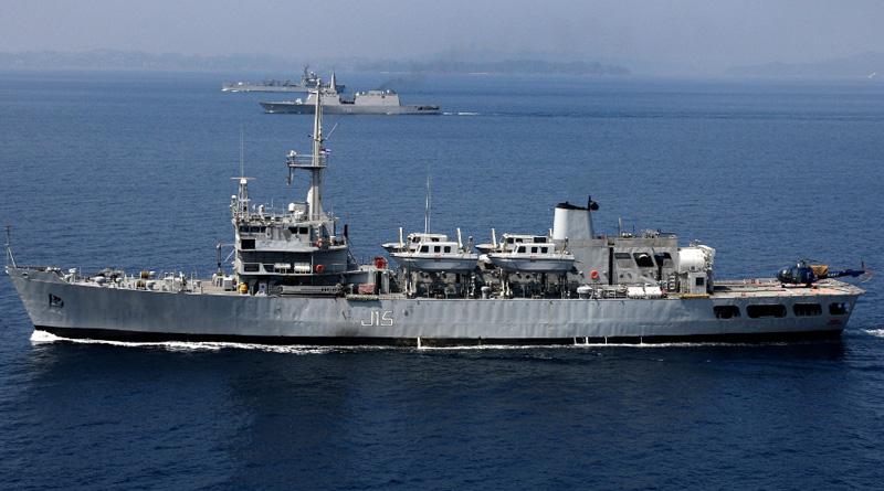 Solar power to light Indian Navy warship