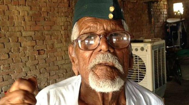 116 years old Netaji's driver colonel Nizamuddin passes away