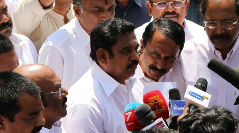 Tamil Nadu CM Palaniswami announces closure of 500 liquor shops, unveils Amma's subsidized scooter scheme