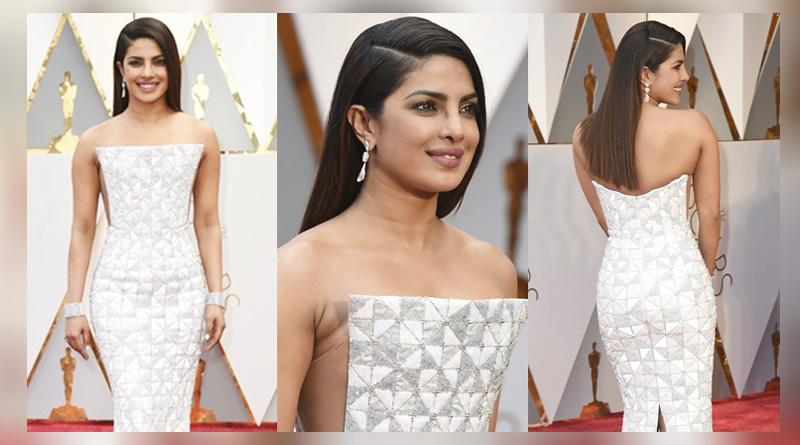 Priyanka Chopra  steals the show at Oscar