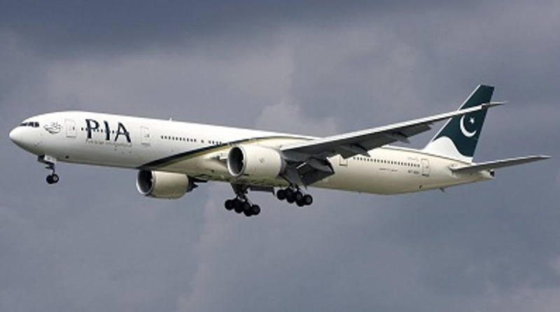 Pak airliner carries 7 extra passengers standing on aisle