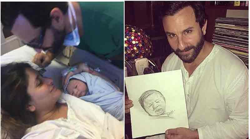 kareena kapoor khan saif ali khan is a pro even changes taimur diapers