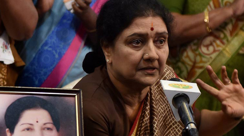 the fall of a behemoth, Sasikala to earn wage of Rs 50 per day in jail