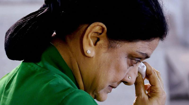Sasikala will have to spend 13 more months in jail if fine is not paid