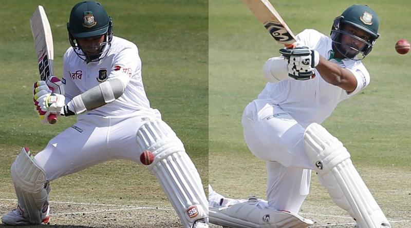 Shakib Al hasan-Mushfiqur Rahim pair keeps Bangladesh floating