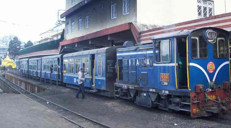 Dajeeling Himalayan Railways fair hiked