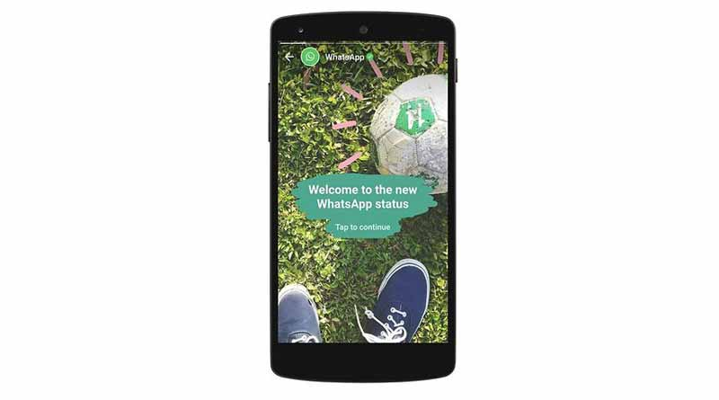 Whatsapp bring new feature for it's users