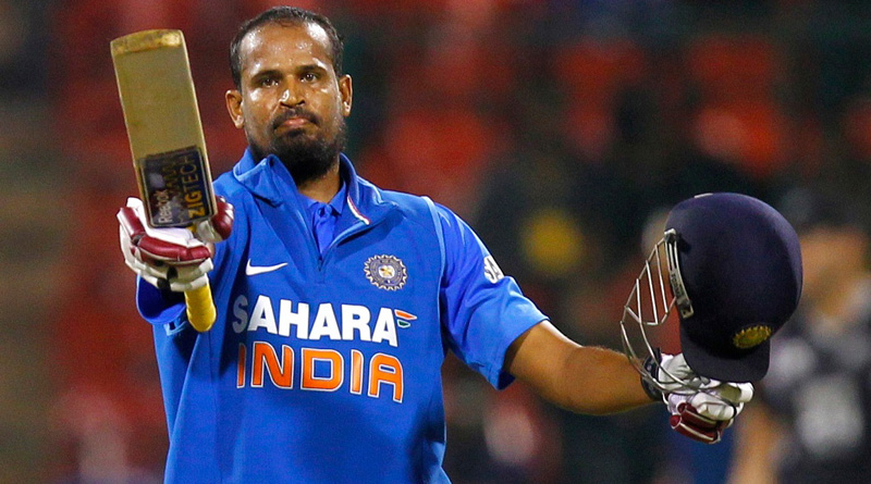 Yusuf Pathan is the 1st Indian to sign for a Foreign League
