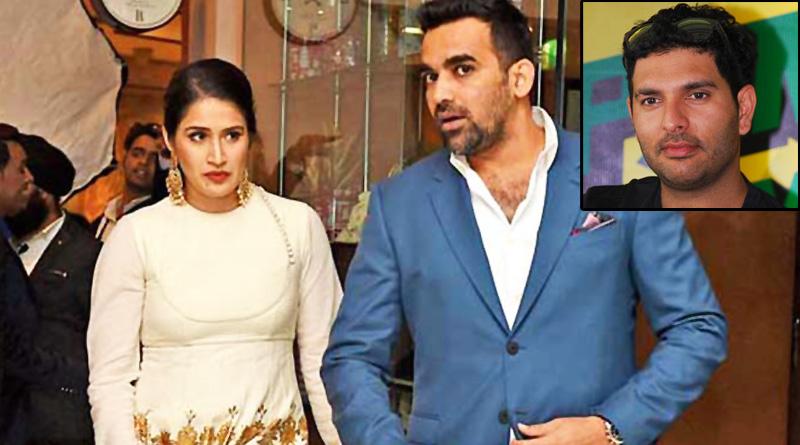 Yuvraj Singh's hilarious tweet teasing Zaheer Khan's girlfriend sparks humour