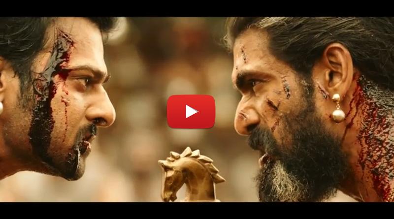 Baahubali 2 trailer released in Youtube