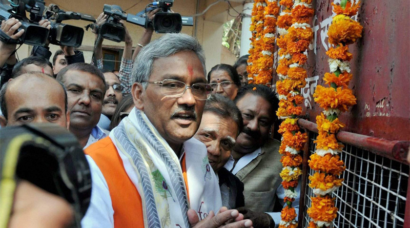 CM Trivendra Rawat directs authorities to take action against illegal meat shops in Uttarkashi