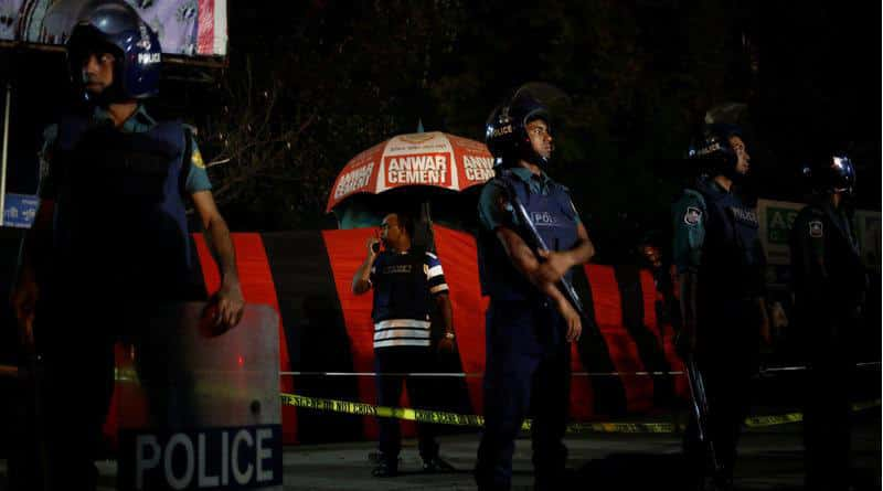 IS Claims Responsibility For Suicide Attack Near Dhaka Airport