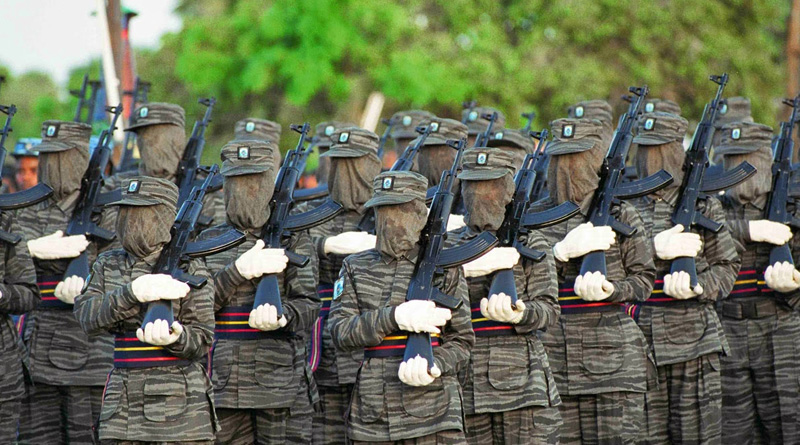 LTTE leaders swallowed Cyanide capsules, and things went haywire for India