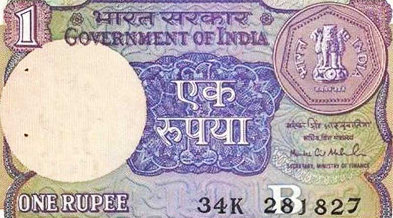 Rs 1 notes priced at Rs 1 lakh on Ebay