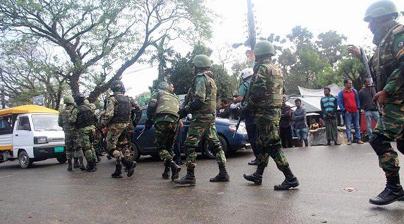 40 hours over, massive gunfight still raging in sylhet