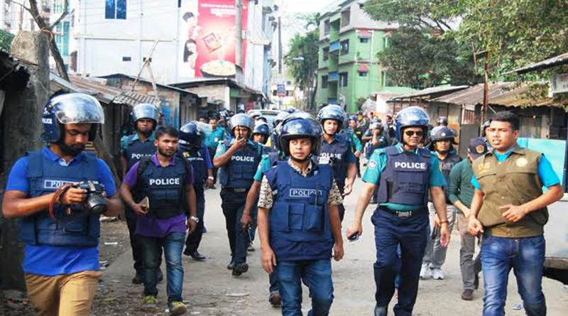 72 Hours gone, Terrorist still fighting with Army in Sylhet