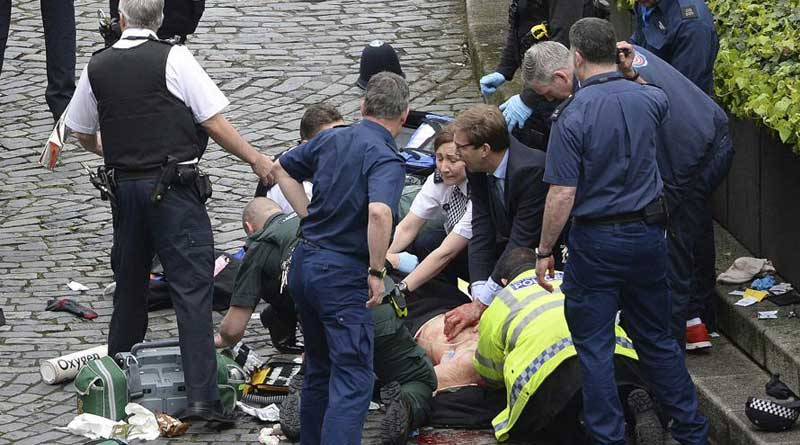 ISIS claims responsibility for British parliament Attack