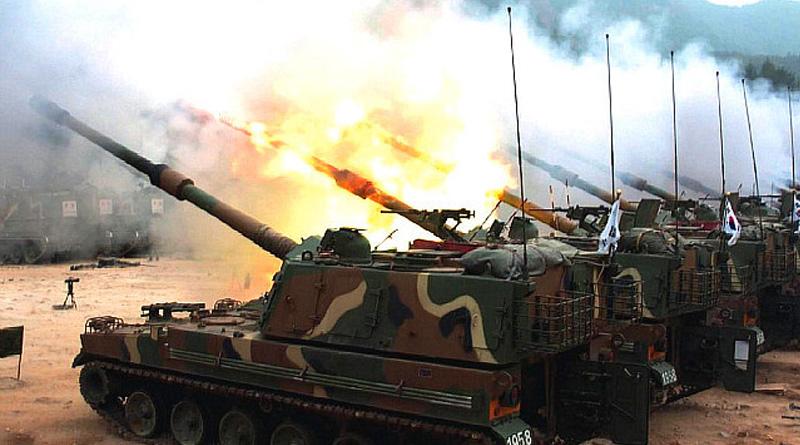 India's  K-9 Vajra gun to wreck havoc on enemy