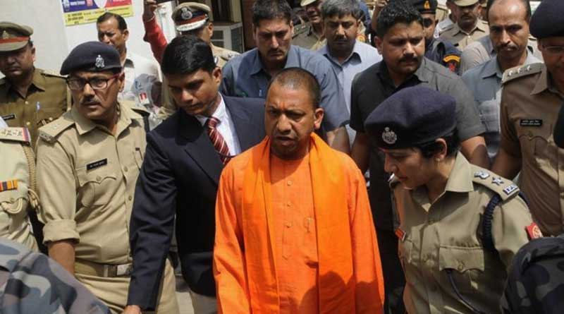 Martyr's family sits on hunger strike, wants Yogi Adityanath in village