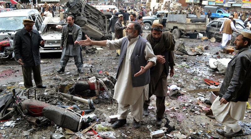 Car bomb attack in Pakistan, 22 killed