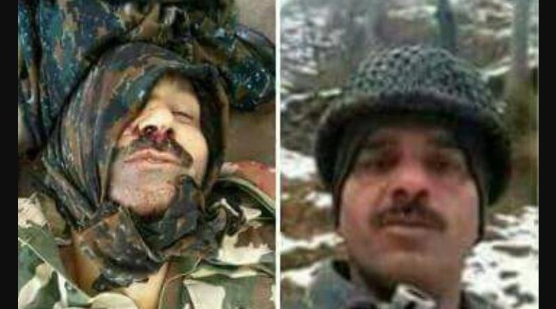 social media stirred with news of Tej Bahadur being killed