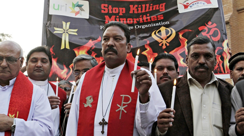 Convert to Christianity or face capital punishment, Pak PP warns Christian murder accused