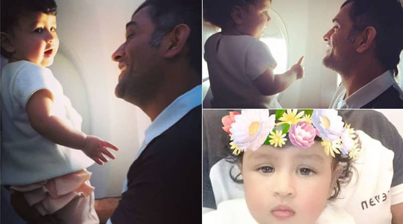 Adorable video of Ziva learning about IPL goes viral