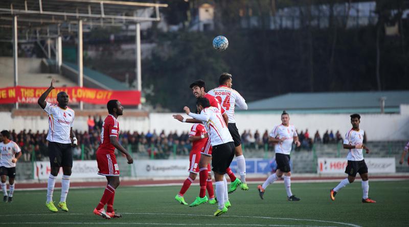 East Bengal beat Shillong Lajong by 2-1