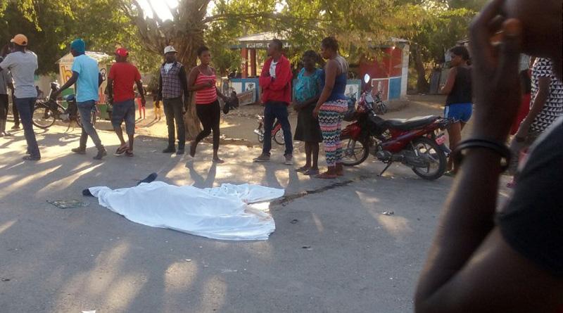 Festivity turns fatal as bus mows 38 to death in Haiti