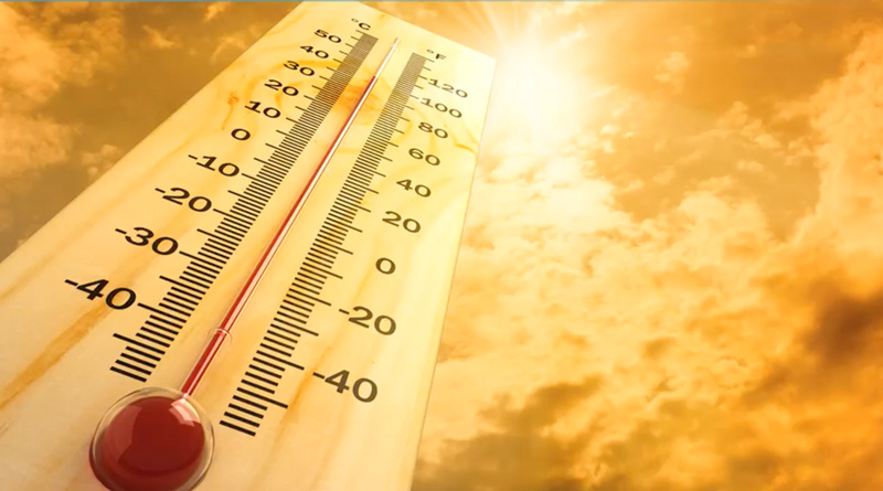Heat kills two in all over India, many states on high alert
